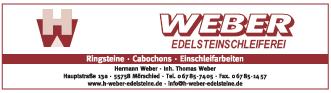 Heinz Weber Edelsteine